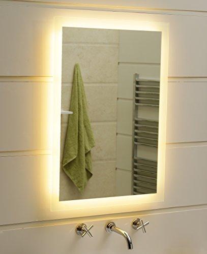 Badspiegel LED Spiegel GS084N Mit Beleuchtung Durch