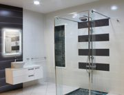 LED-Spiegel, Beleuchteter Badspiegel in verschiedenen Ausführungen 80x60 cm bis 120x70 cm (108598) 1