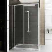 Duschkabine Duschabtrennung Dusche Duschwand Duschtür 1
