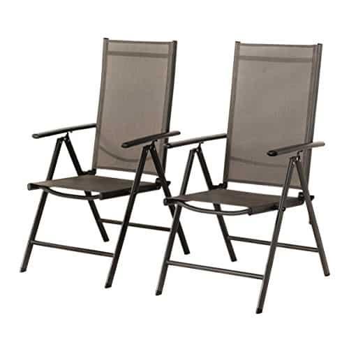 2-er-Set-Stuhl-7-fach-verstellbar-Klappsessel-Gartenstuhl-Hochlehner-fr-Terrasse-Multipositionssessel-Balkon-Mbel-0