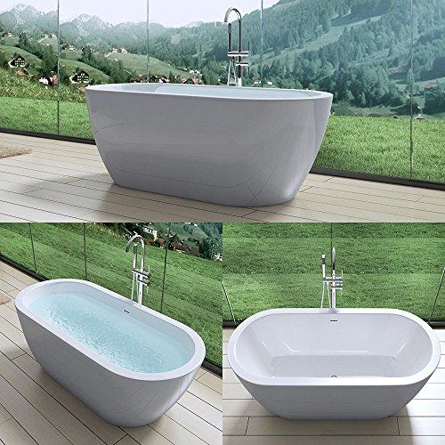 BTH-170x80x60-cm-Design-Badewanne-Vicenza501-freistehende-Badewanne-Standbadewanne-0