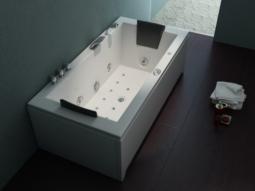 Luxus-Whirlpool-Badewanne-182x90-Vollausstattung-JACUZZI-SONDERAKTION-0