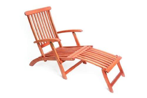 MERXX Gartenliege Deckchair Alicante