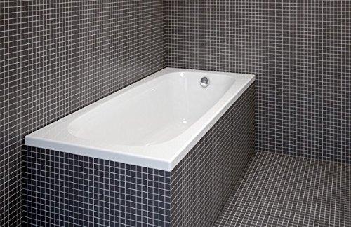 Rechteck-Badewanne-Kora-170-x-75-x-41-cm-TR-Design-inkl-Wannentrger-0