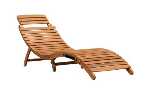 sonnenliege gartenliege liegestuhl lounger zusammenklappbar aus holz m bel24. Black Bedroom Furniture Sets. Home Design Ideas