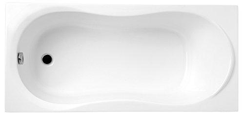 TOP-PREIS Rechteck Badewanne Wanne DESIGN 170x70 cm mit Füße und Ablaufgarnitur