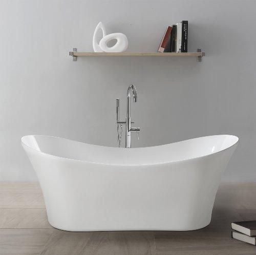 perfect-spa-Freistehende-Badewanne-Prag-Wanne-inkl-Ab-und-berlauf-0