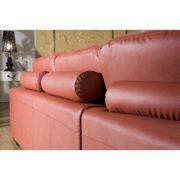 Design Voll-Leder Ecksofa-Sofa-Garnitur-Ledersofa Ledergarnitur Eckgruppe 5042-L-206 2