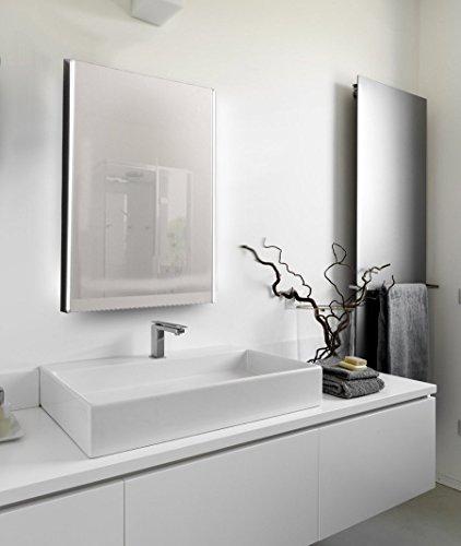 LED Badezimmerspiegel mit Touch Sensor 50 x 70 cm 1592ft