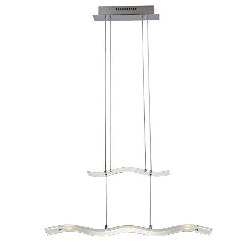 25W LED Pendelleuchte Hänge Lampe Leuchte Esszimmer WOFI GENEVE 7684.05.01.0000