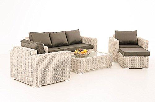 3-1-1-Gartengarnitur-CP053-Sitzgruppe-Lounge-Garnitur-Poly-Rattan-Kissen-anthrazit-perlwei-0