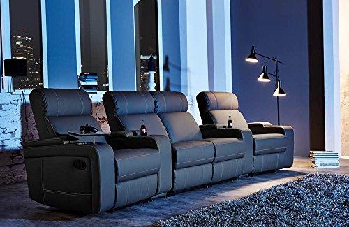 4er-Kinosessel-Cinema-Relax-Sofa-Heimkino-Sessel-TV-Sofa-Relaxcouch-Home-Cinema-Kunstleder-schwarz-verstellbar-Liegefunktion-0