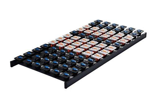 5 Zonen Buche Lattenrost Tellerrost Tellerrahmen 140x200 cm 140 x 200 cm DaMi Dream