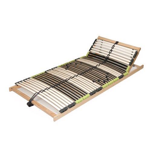 7-Zonen-Lattenrahmen-Lattenrost-90x200-cm-DaMi-Relax-Kopf-zerlegt-inkl-Hrteverstellung-42-Federholzleisten-0