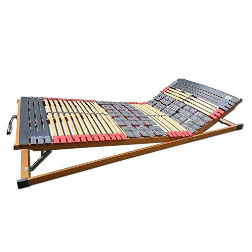 7-Zonen-Teller-Leisten-Lattenrost-Rhodos-Komfort-KF-verstellbar-100-x-200-cm-0