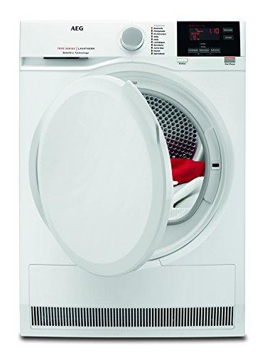 AEG Wärmepumpentrockner/weiß/Mengenautomatik