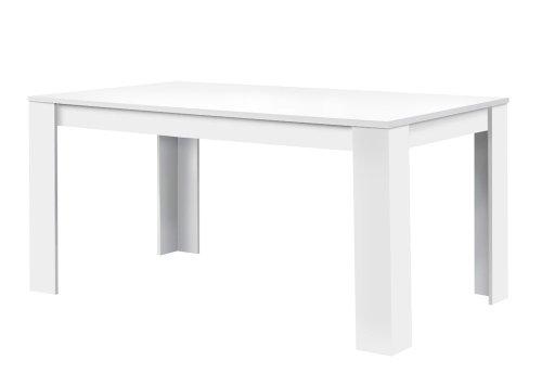 Agionda-Esstisch-Toledo-in-weiss-140-x-90-cm-mit-kratzfester-Melaminharz-Beschichtung-0