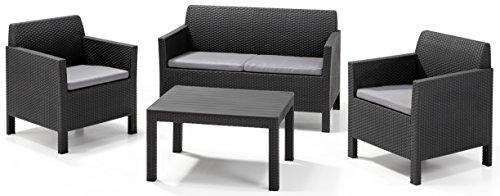 Allibert-Lounge-Set-Orlando-big-table-Grau-4-teilig-0