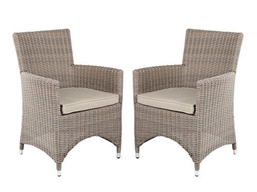 Ambientehome-2er-Set-Sessel-Strandgut-Polyrattan-beige-grau-Gartenstuhl-2-Stck-0