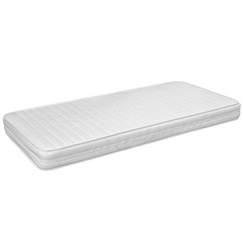 AquaMax 1769 Orthopädische Comfort Matratze / Höhe ca. 16 cm (H3 (bis 110kg), 180x200)