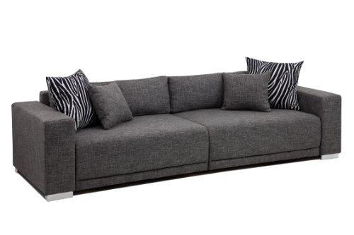 B-famous-Big-Sofa-London-XXL-Struktur-grau-287x103-cm-0