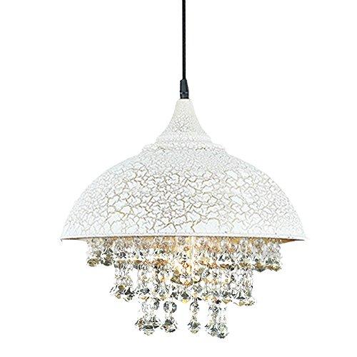 BAYCHEER-Industrie-Kristall-Kronleuchter-Hngeleuchter-Vintage-Stile-Retro-Lampe-Wei-0