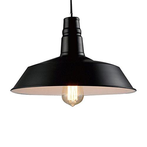 BAYCHEER-Industrielampe-E27-Metallpendelleuchte-Heilo-in-schwarzer-Farbe-0