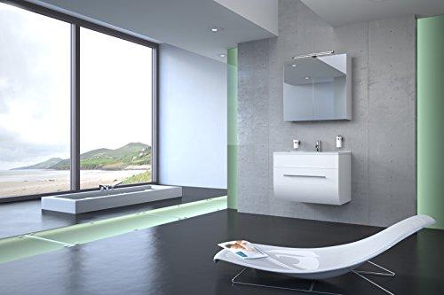 Bad11-2-teiliges-Badmbelset-ZARIF-Hochglanz-wei-mit-70-cm-Waschplatz-mit-Edelstahl-Griffen-und-Mineralguss-Waschbecken-Spiegelschrank-Farbauswahl-0