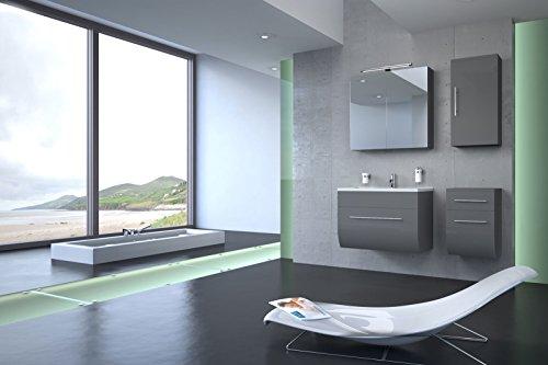 Bad11-4-teiliges-Badmbelset-ZARIF-Hochglanz-grau-mit-70-cm-Waschplatz-und-Mineralguss-Waschbecken-Schubfach-Spiegelschrank-Unterschrank-mit-zwei-Schubfchern-und-Hngeschrank-mit-Tr-Bad-mit-Edelstahl-Gr-0
