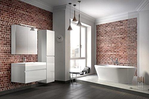 Bad11-Badmbelset-Pandora-3-teilig-80-cm-Badezimmer-Mbel-in-hochglanz-wei-mit-Waschplatz-inklusive-Mineralguss-Waschbecken-Designerbad-mit-Spiegelschrank-und-Hochschrank-mgliche-Varianten-wei-schwarz-g-0