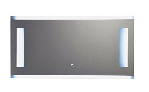 Badezimmer Spiegel 80x40cm mit LED Beleuchtung