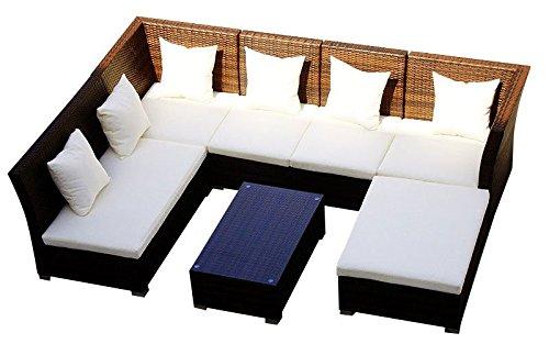 Baidani-10d0000400002-Designer-Lounge-Garnitur-Thunder-4-er-Sofa-2-er-Sofa-1-Hocker-Couch-Tisch-mit-Glasplatte-braun-0