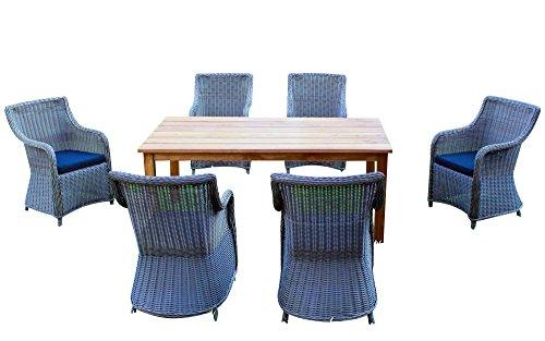 Baidani-Gartenmbel-Sets-10a00015-Designer-Rattan-Lounge-Set-Ambition-1-Tisch-6-Sthle-Sitzaufagen-dunkelgrau-grau-0