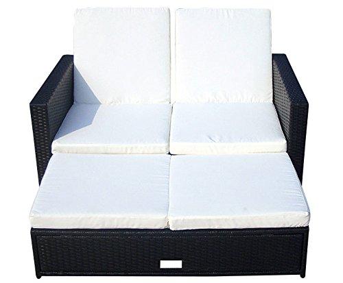 Baidani-Gartenmbel-Sets-10c0000800001-Designer-Rattan-Doppelliege-Harmony-Sofa-Fubank-mit-integrierter-Kissenbox-und-passenden-Auflagen-schwarz-0