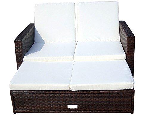 Baidani-Gartenmbel-Sets-10c0000800002-Designer-Rattan-Doppelliege-Harmony-Sofa-Fubank-mit-integrierter-Kissenbox-und-passenden-Auflagen-braun-0
