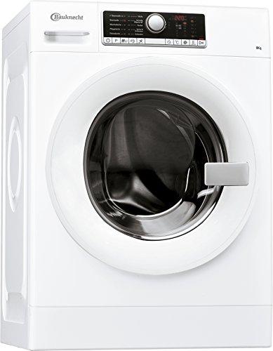 Bauknecht WA Prime 854 PM Waschmaschine Frontlader / A+++ B / 1400 UpM / 8 kg / weiß / ProSilent-Motor / leise mit 53 dB