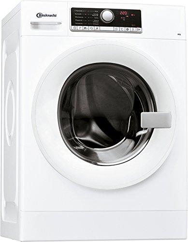 Bauknecht WM Move 814 ZEN Waschmaschine Frontlader / A+++ / 118 kWh/Jahr / 8 L / Technology / Dosieranzeige / weiß