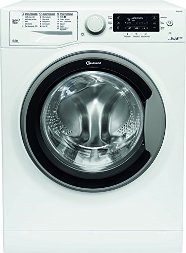Bauknecht-WM-Sense-9D43PS-Waschmaschine-FrontladerA-301400-UpMlanglebiger-MotorNachlegefunktionWasserschutzwei-Energieklasse-A-0