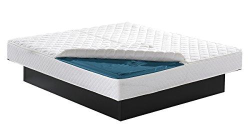 Bedding Products AAA001 Wasserbett mono, F5 komplett, 140 x 200 cm