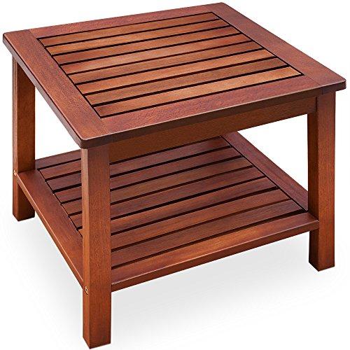 Beistelltisch-vorgelt-Akazienholz-Gartentisch-Couchtisch-Holztisch-Tisch-Holz-45x45x45cm-0