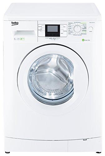 Beko WMB 61443 PTE Waschmaschine FL/A+++/151 kWh/Jahr/8800L/Jahr/1400 UpM/6kg/weiß/Pet Hair Removal/Super Express 14