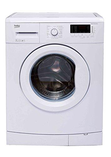 Beko WMB 71433 UPTE Waschmaschine Frontlader / 7kg / A+++/ 1400 UpM / Aquafusion / Mengenautomatik / 15 Programme /  BabyProtect Waschen / Watersafe