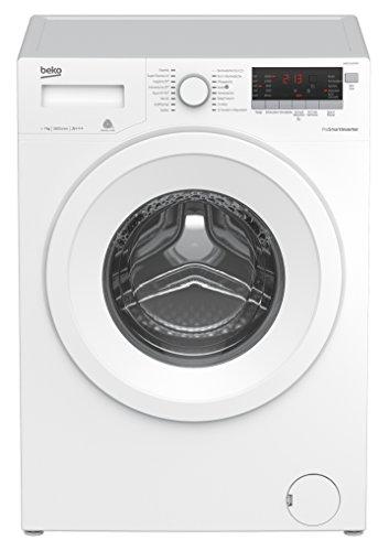 Beko WMB 71643 PTM Waschmaschine Frontlader/A+++/1600 UpM/BabyProtect Waschen/Mengenautomatik