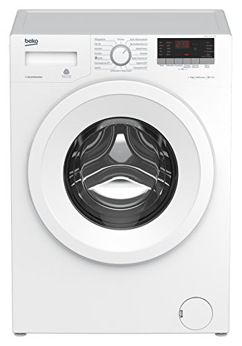 Beko-WMB-71643-PTN-Waschmaschine-Frontlader-A-1600pM-7kg-wei-Super-Express-14-Mengenautomatik-Watersafe-ProSmart-Inverter-Motor-Pet-Hair-Removal-0