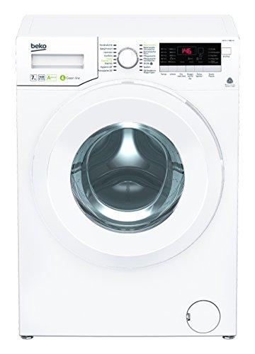 Beko-WYA-71483-LE-Waschmaschine-FrontladerA1400-UpM7kgweiMengenautomatikWatersafeAquawave-Schontrommelbesonders-leise-0