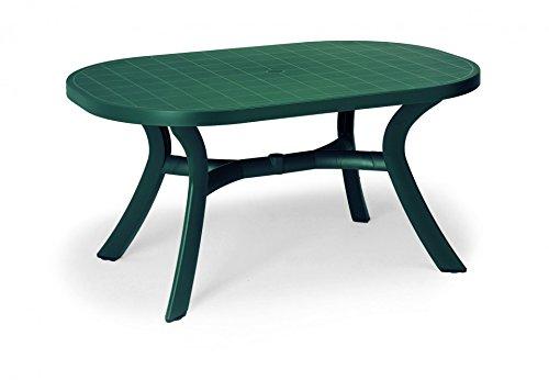 Best-18511530-Tisch-Kansas-oval-145-x-95-cm-grn-0