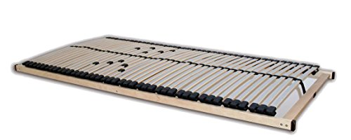 Betten-ABC-4250639100947-Lattenrost-Superflex-NV-MZV-zur-Selbstmontage-mit-42-stabilen-Federholzleisten-und-durchgehenden-Holmen-mit-mittelzonenverstellung-im-Beckenbereich-140-x-200-cm-0