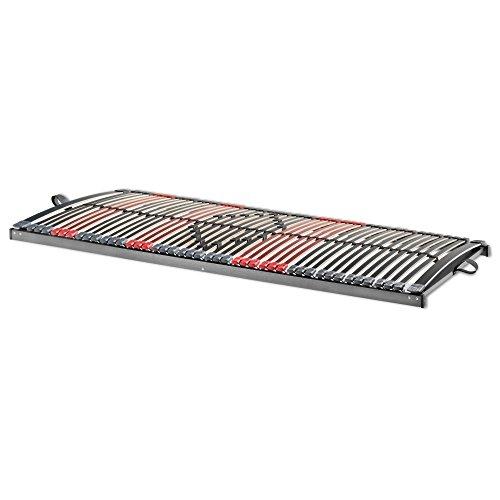 Betten-ABC-4250639150782-Max-Premium-NV-7-Zonen-Lattenrost-mit-44-Leisten-und-mittelzonenverstellung-Holz-2000-x-1000-x-75-cm-schwarz-0