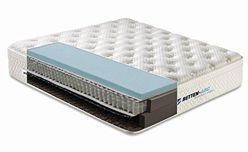 Betten-ABC-Boxxi-140-Boxspringmatratze-mit-hochwertigem-Gelschaum-zwei-Federkernschichten-Gelschaumtopper-exclusiver-weicher-Bezug-Gesamthhe-circa-32-cm-Gre-140-x-200-cm-0