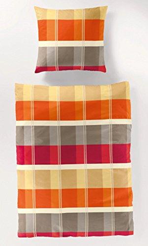 Bierbaum-Bettwsche-Satin-mandarine-Gre-135x200-cm-80x80-cm-0